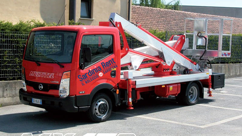 Multitel Pagliero MX 170