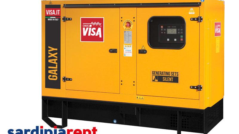 Visa F63 GALAXY