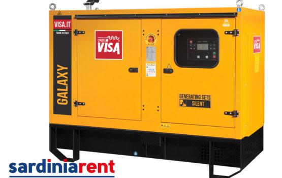Visa F83 GALAXY