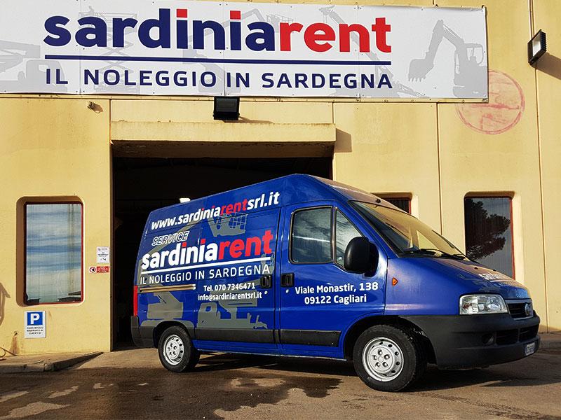 Sardinia Rent Service e assistenza - Officina mobile